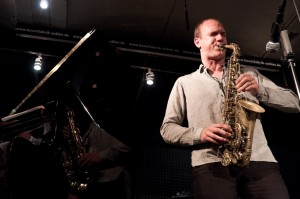 Peter Van Huffel Quartet (Berlin) @ Jazz Room | Waterloo | Ontario | Canada