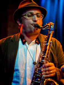 Petr Cancura Band (NYC) @ Jazz Room | Waterloo | Ontario | Canada