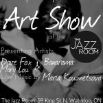 The Outpost Studio Art Opening & Exhibition @ Jazz Room | Waterloo | Ontario | Canada