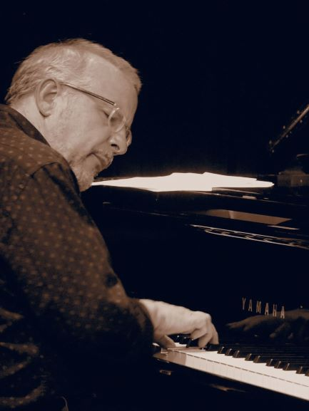 Brian Dickinson Trio live at the Jazz Room
