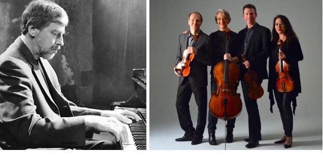 ????? Don Thompson and the Penderecki String Quartet